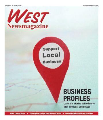 West Newsmagazine 7-19-17