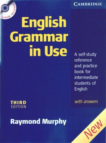 Grammar in Use Intermidiate