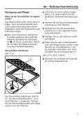 Miele DKF 22-1 - Istruzioni d'uso/Istruzioni di montaggio - Page 5