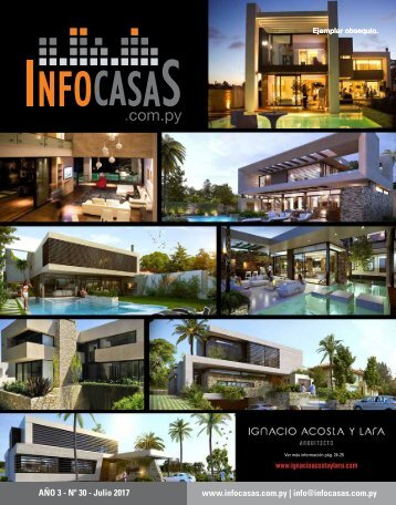 Revista InfoCasas Paraguay