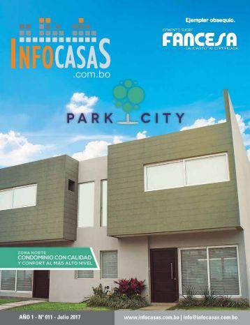 Revista InfoCasas Bolivia