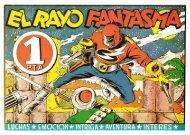 EL RAYO FANTASMA 1-4