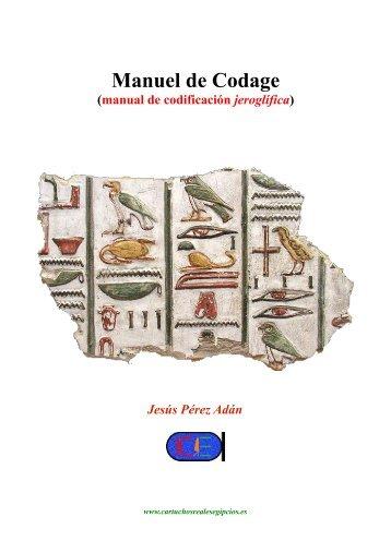 jeroglificos (Manuel de Codage)
