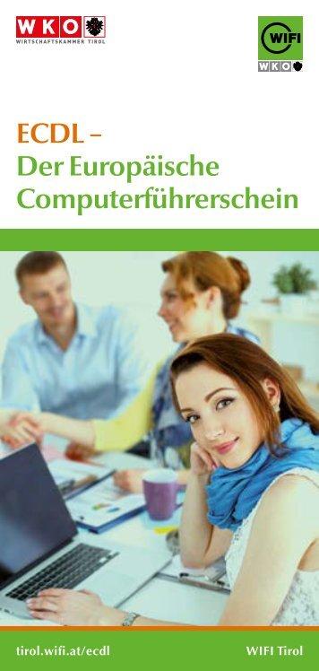 Folder ECDL