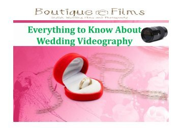 Wedding Videographer Essex