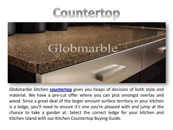 Reasonable suppliers for countertops and concrete overlays