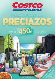 Folleto Ofertas Costco hasta 23 de Julio 2017