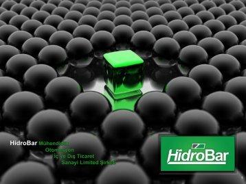 HidroBar Tanıtım (1)