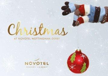 Novotel Nottingham Christmas 2017