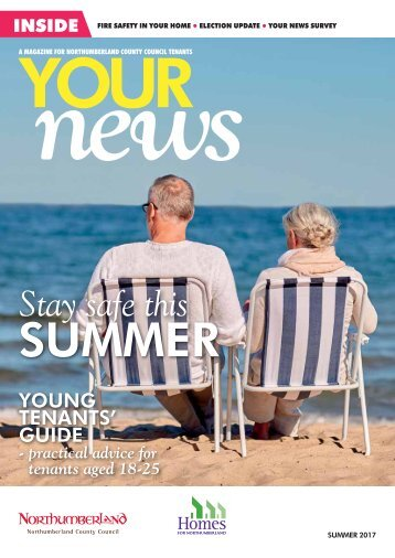 Your News - Summer edition 2017