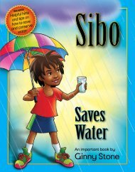 Sibo Saves Water