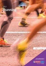 Catálogo running 2017 Eroski viajes