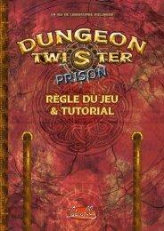 Les règles - Dungeon Twister