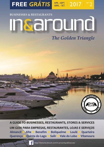 IN & AROUND THE GOLDEN TRIANGLE - EDITION 2