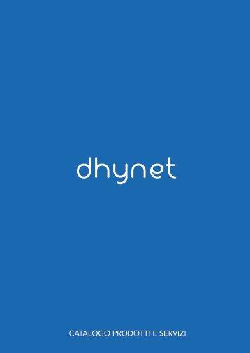 Catalogo prodotti e servizi Dhynet