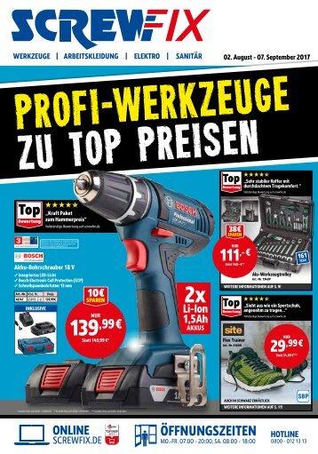 Profi-Werkzeuge zu Top Preisen
