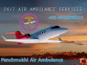 Call for Trusted and Reliable Air Ambulance Services from Jamshedpur to Chennai