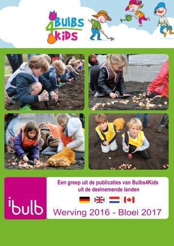 Publicaties Bulbs4Kids