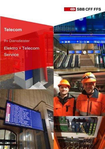 SBB Telecom