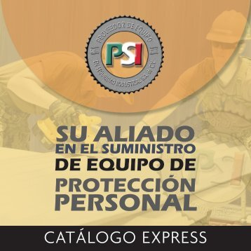 PSI CATALOGO EXPRESS JUL 2017