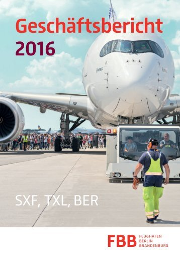 Geschäftsbericht 2016