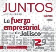 Juntos Gaceta Mercantil - JULIO 2017