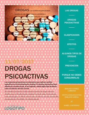 DROGAS, MANUELAG