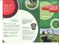 Golf Flyer Complete