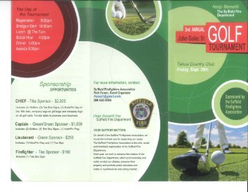 Golf Flyer Complete