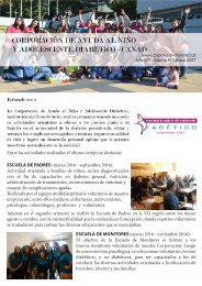 Newsletter CANAD  Mayo2017