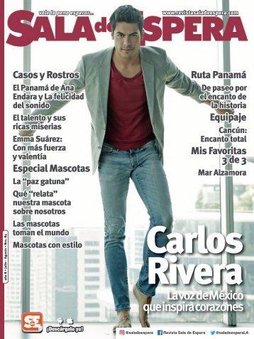 Revista Sala de Espera Panamá Nro. 85