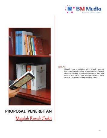 Proposal Majalah Rumah Sakit
