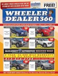 Wheeler Dealer Issue 29, 2017