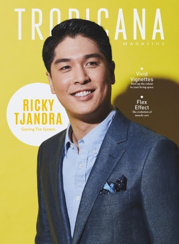 Tropicana Magazine July-August 2017