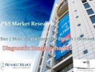 Diagnostic Imaging Market