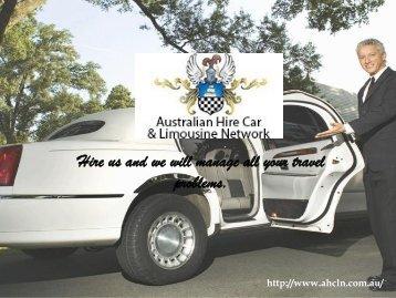 Limo Hire Sydney - Australian Hire Car & Limousine Network