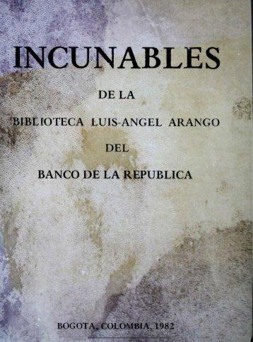 L - Biblioteca Luis Ángel Arango