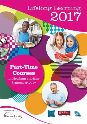 Newham Adult Course Guide 2017