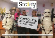 Corporate Social Responsibility Report 2015