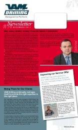 Newsletter #14 - VAM Drilling
