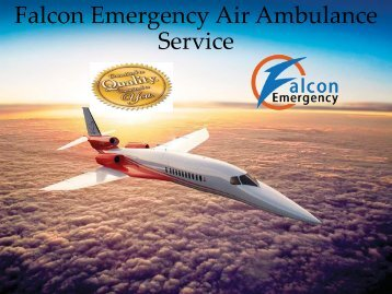 Low Fare Medical Care by Air Ambulance Service in Ranchi and Kolkata