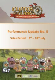 Clutch of Clans - Performance Update 5