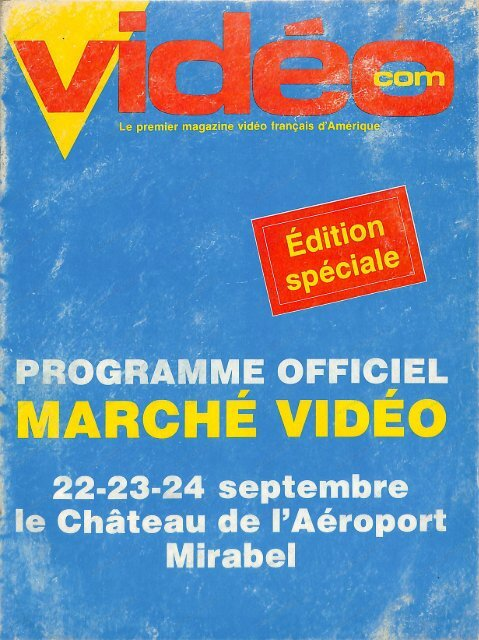 Vidéocom_Édition_Spéciale_1986
