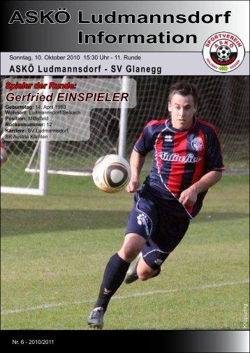 ASKÖ Ludmannsdorf Information