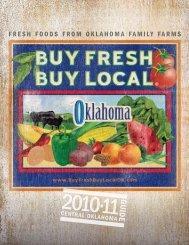 FRESH FOODS FROM OKLAHOMA FAMILY FARMS - Kerr Center