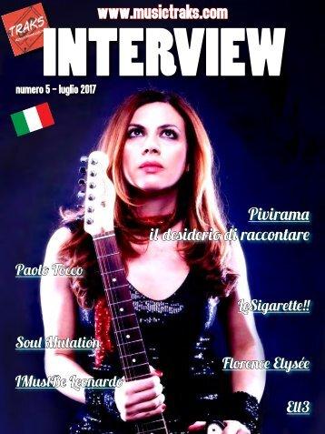 TRAKS INTERVIEW #5