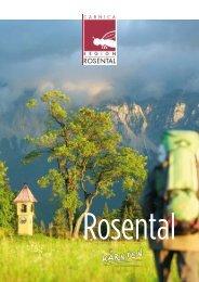 Informationen über das Rosental (5 MB) - Carnica Region Rosental