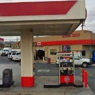 76 Gas Station 7006 El Cajon Blvd La Mesa near Trinity Family Dental