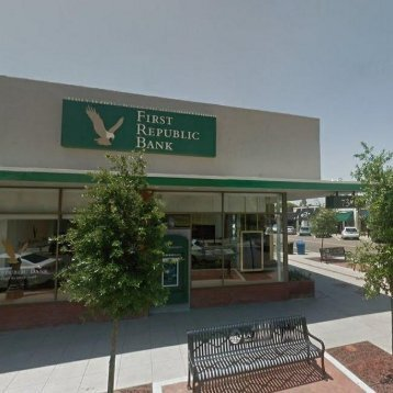 First Republic Bank & ATM on La Mesa Blvd near Trinity Family Dental