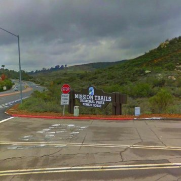 Mission Trails Regional Park located at just 15 minutes drive to the north of Trinity Family Dental La Mesa CA